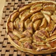 La tarte aux pommes par Pascale Weeks