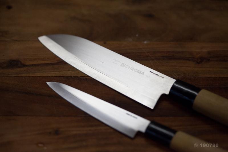 couteaux à sushis