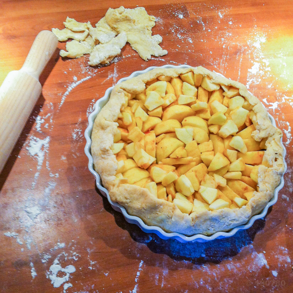 pâte à tarte brisée