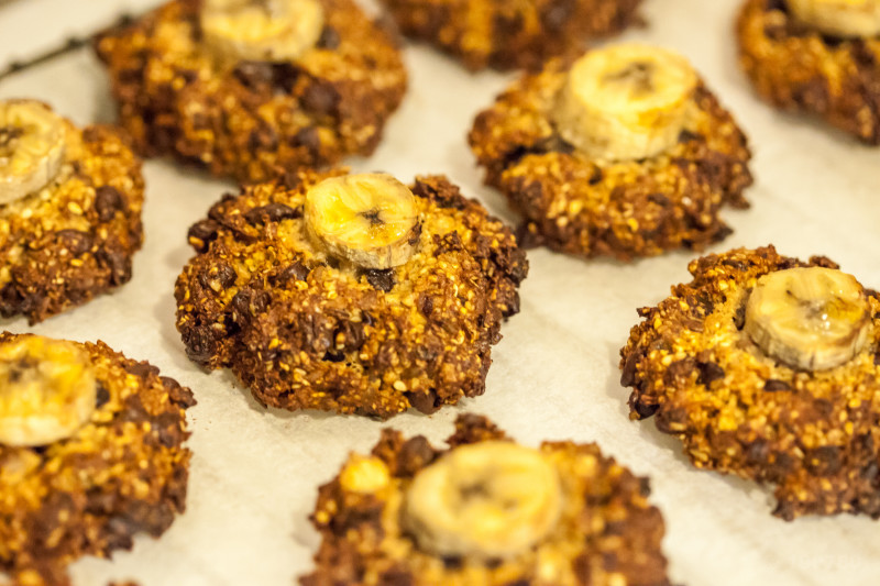cookies chocolat banane 4 - 5MP